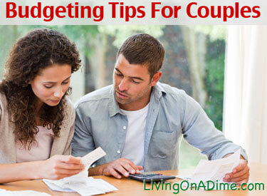 Budget Advice For Married Couples