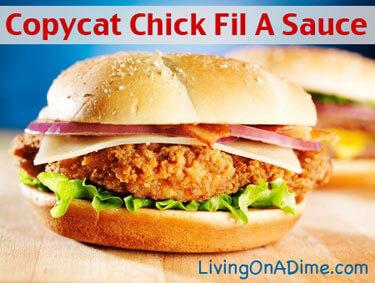 Copycat Chick Fil A Sauce