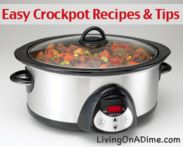 Easy Crockpot Tips and Recipes