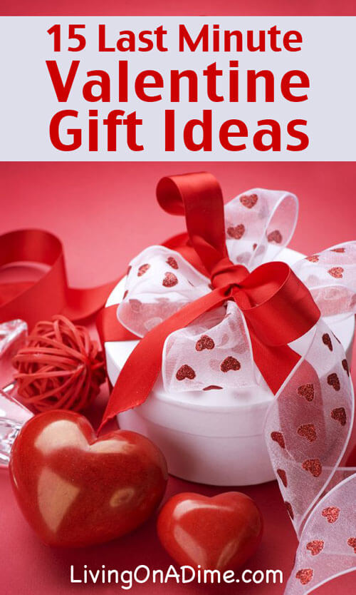15 last minute valentine s day gift ideas