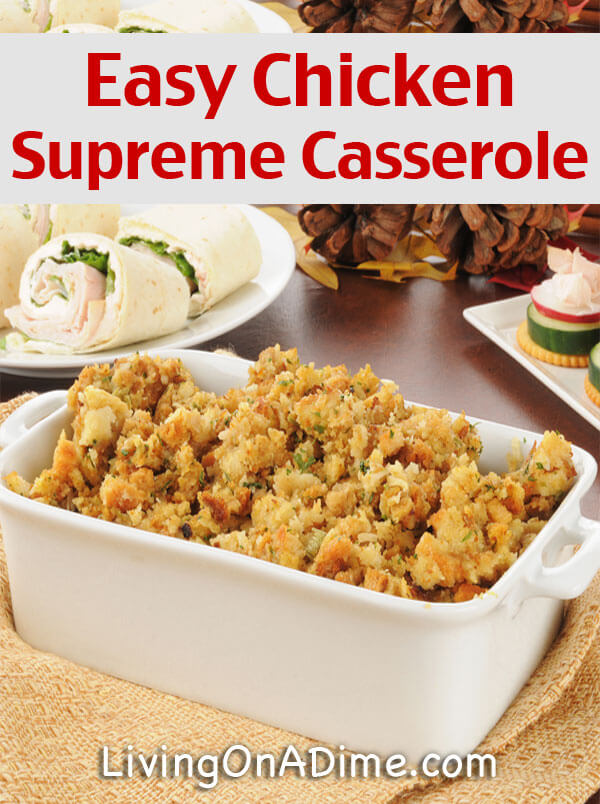 casserole recipe 10 dinners for 5 cheap dinner recipes and ideas