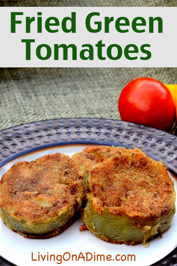 Fried Green Tomatoes Recipe - Delicious and Easy Recipe