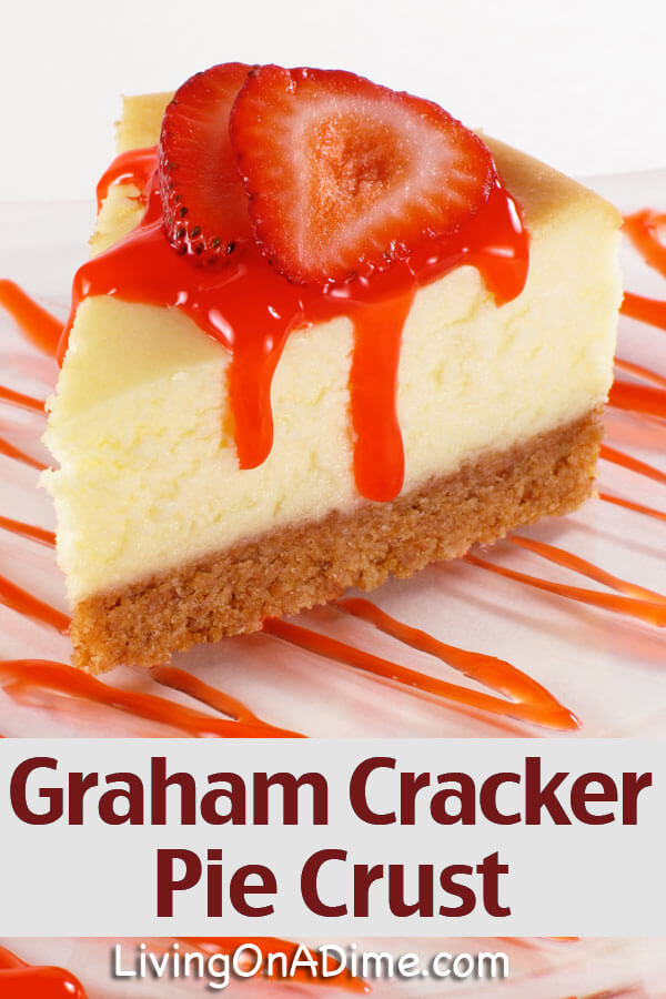 How To Make A Graham Cracker Crust Recipe — Dishmaps