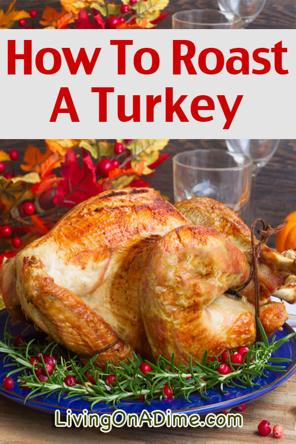 and tips for how to roast a turkey! This is the best roast turkey ...