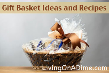 Gift Basket Ideas And Recipes
