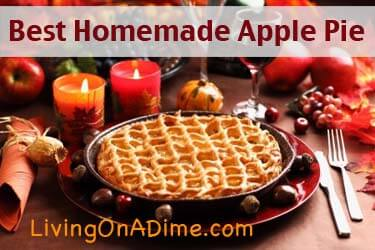 Best Homemade Apple Pie Recipe