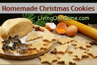 Homemade Christmas Cookies Tips