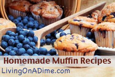 Delicious Homemade Muffin Recipes