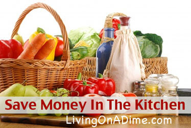 Save Money in the Kitchen